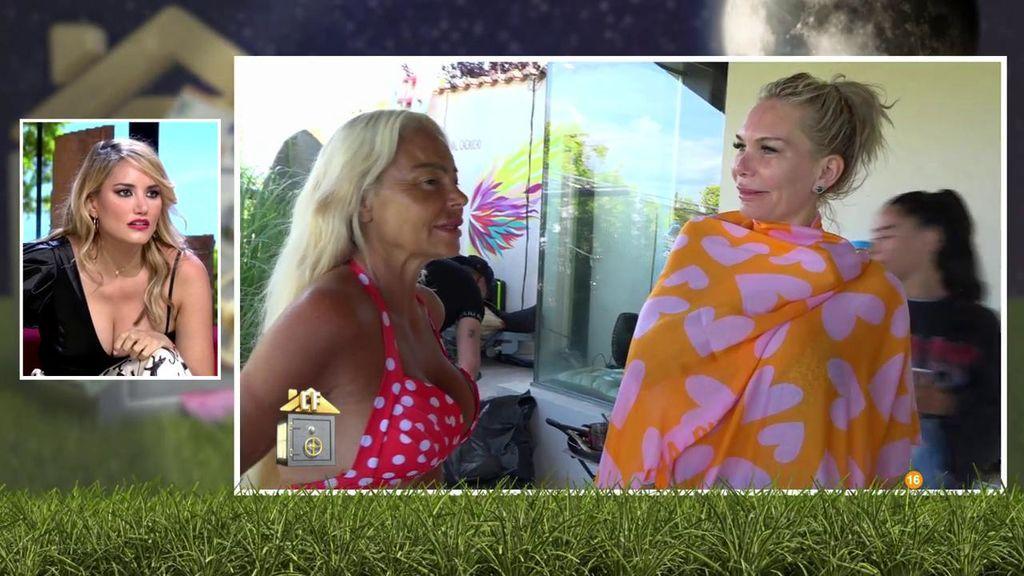Leticia Sabater critica a Alba Carrillo