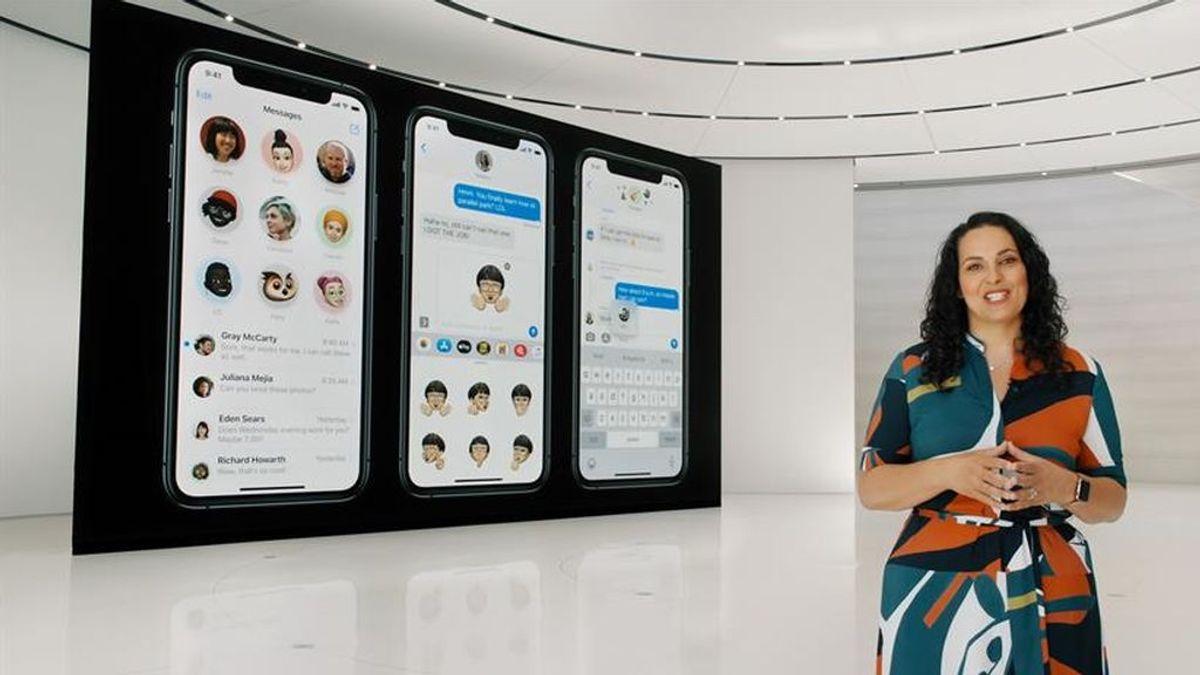 Apple presenta iOS 14, con aspecto rediseñado