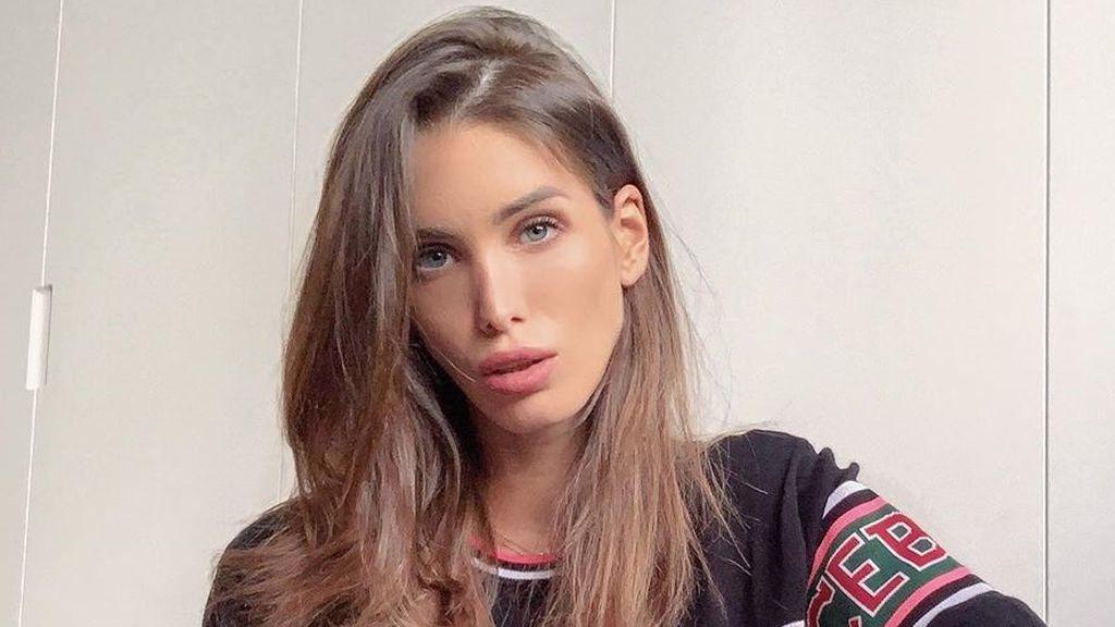 Marta López, novia de Kiko Matamoros, muestra su nuevo pecho tras operarse