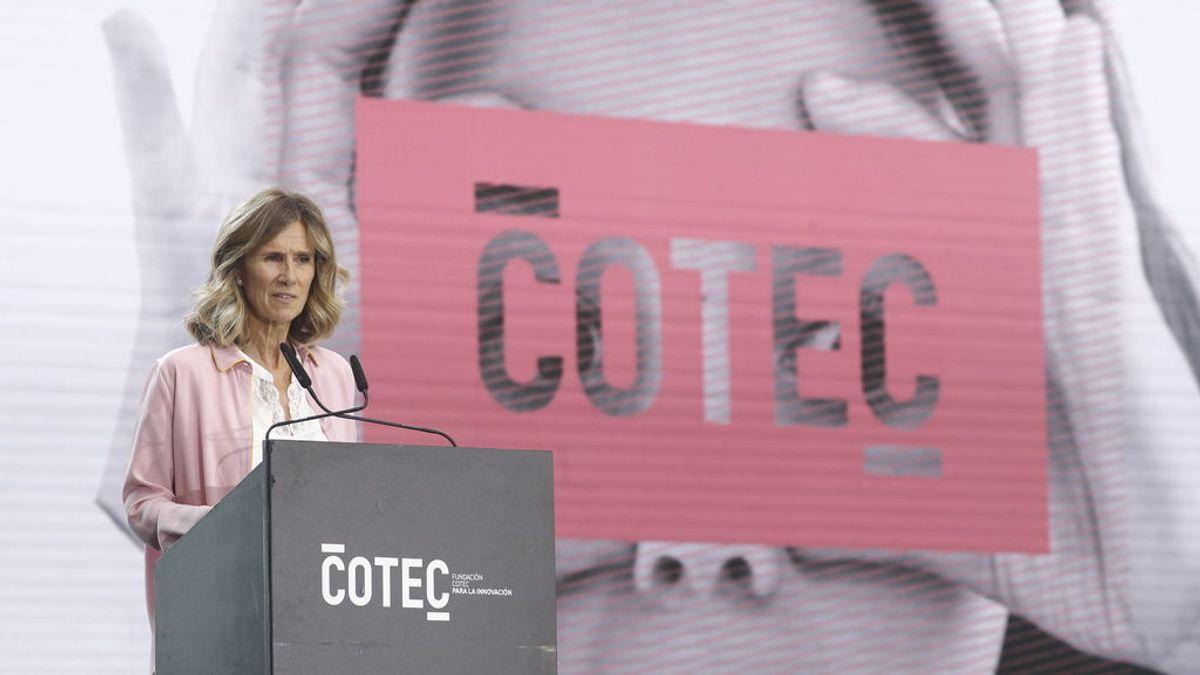 Cristina Garmendia, presidenta de la Fundación Cotec