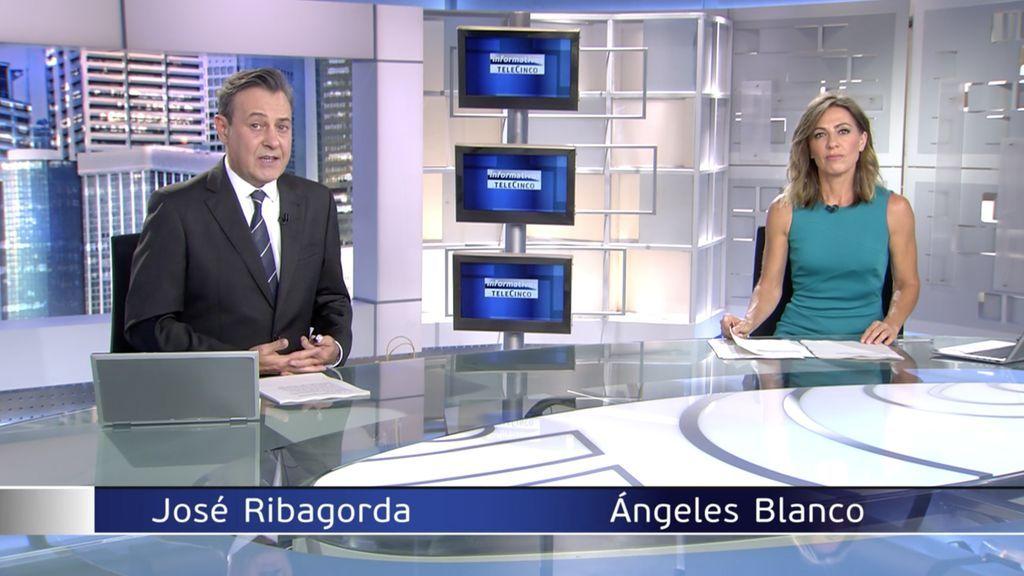Informativos Telecinco lidera con sus dos ediciones dominicales en el estreno de la 'nueva normalidad'