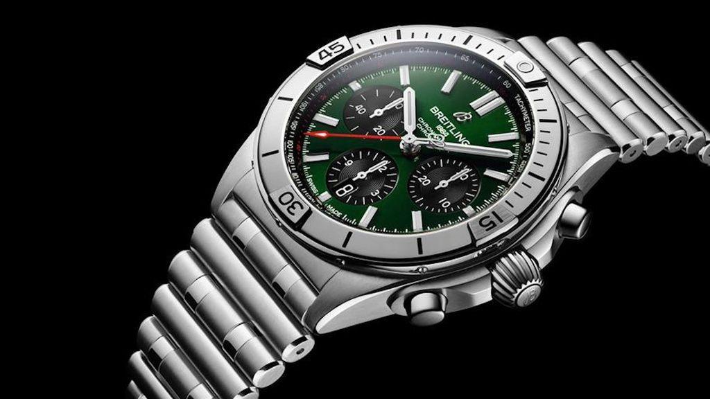 Breitling y Bentley lanzan un nuevo Chronomat, un reloj de lujo de 7.900€