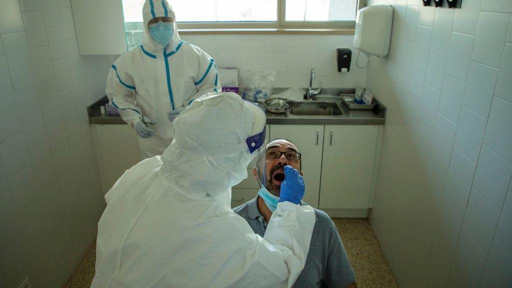 Última hora del coronavirus: 125 nuevos contagios en España, con Aragón a la cabeza con 33 casos