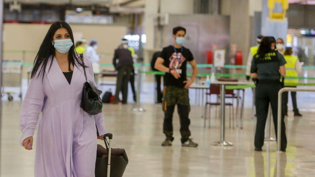 Madrid propone hacer test a viajeros de países afectados por COVID en Barajas