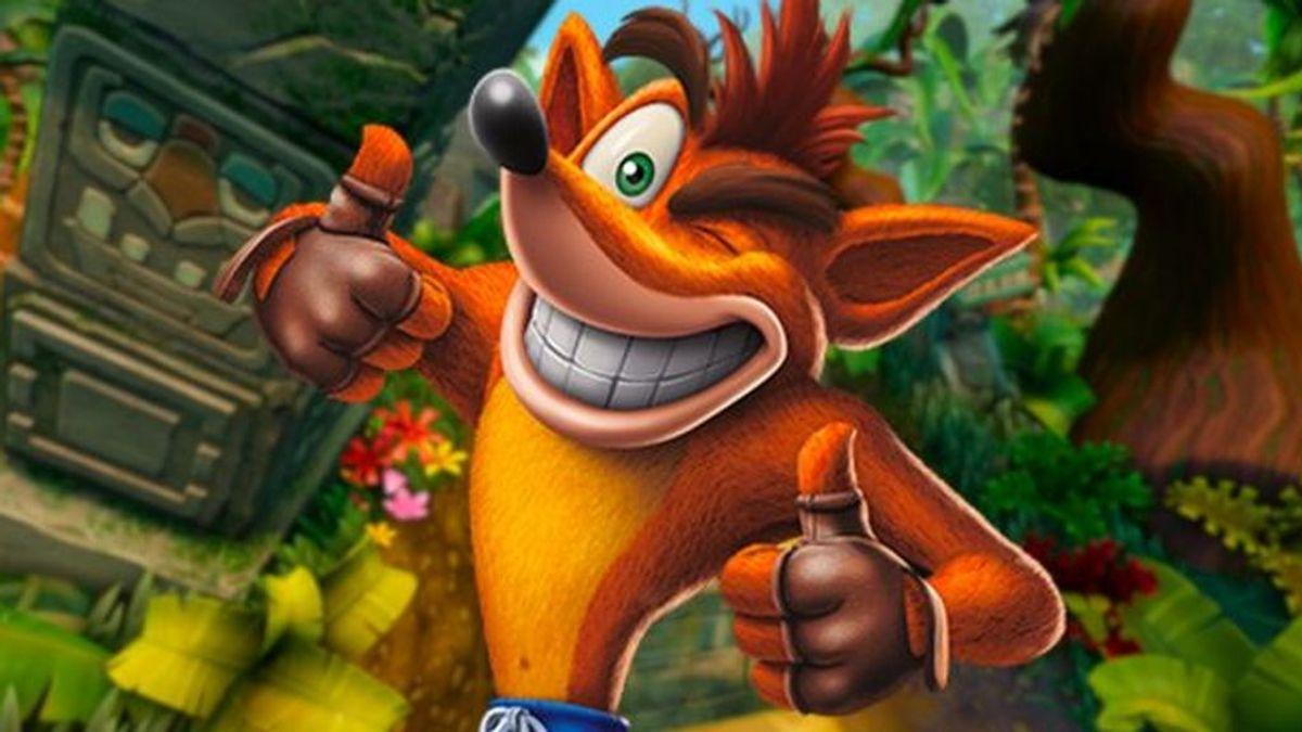 Crash Bandicoot 4: It's About Time es oficial y se presentará hoy