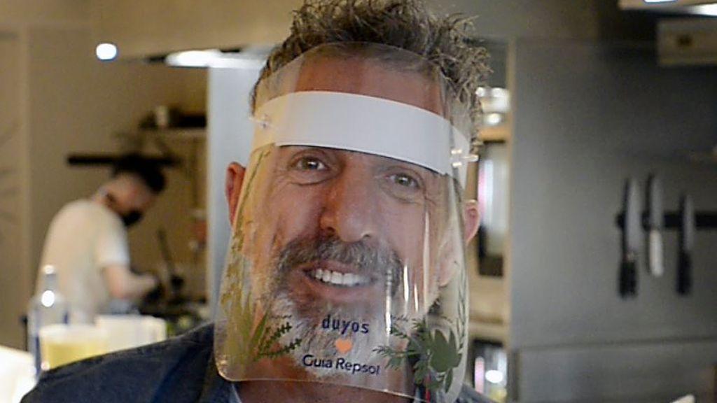 Mamparas de diseño para los chef: