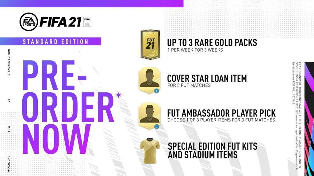 FIFA 21 Estándar