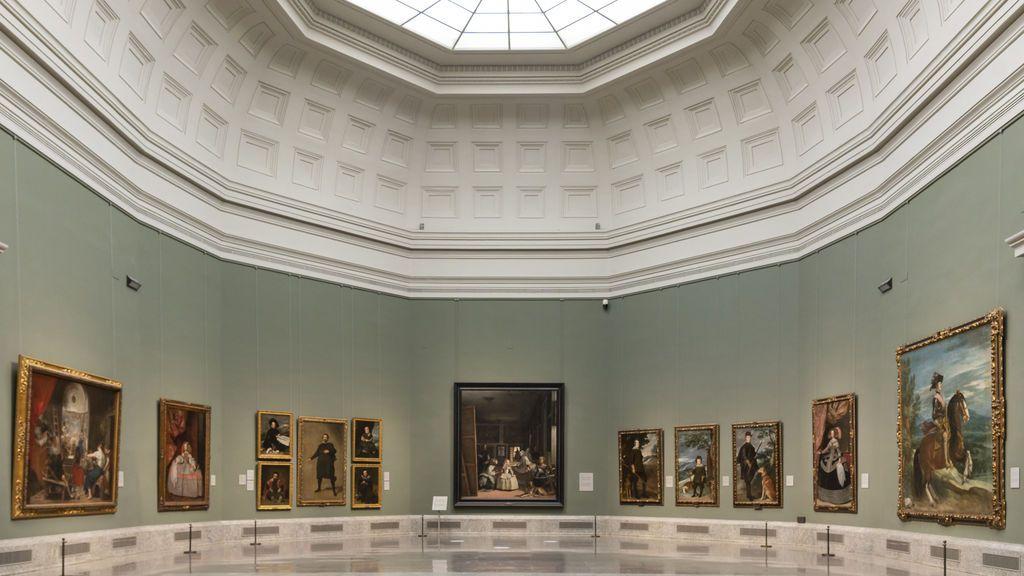 El Museo del Prado celebra cantando el 'Reencuentro' con sus visitantes