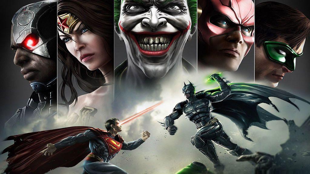 Descarga gratis Injustice: Gods Among Us en PS4, Xbox One y PC