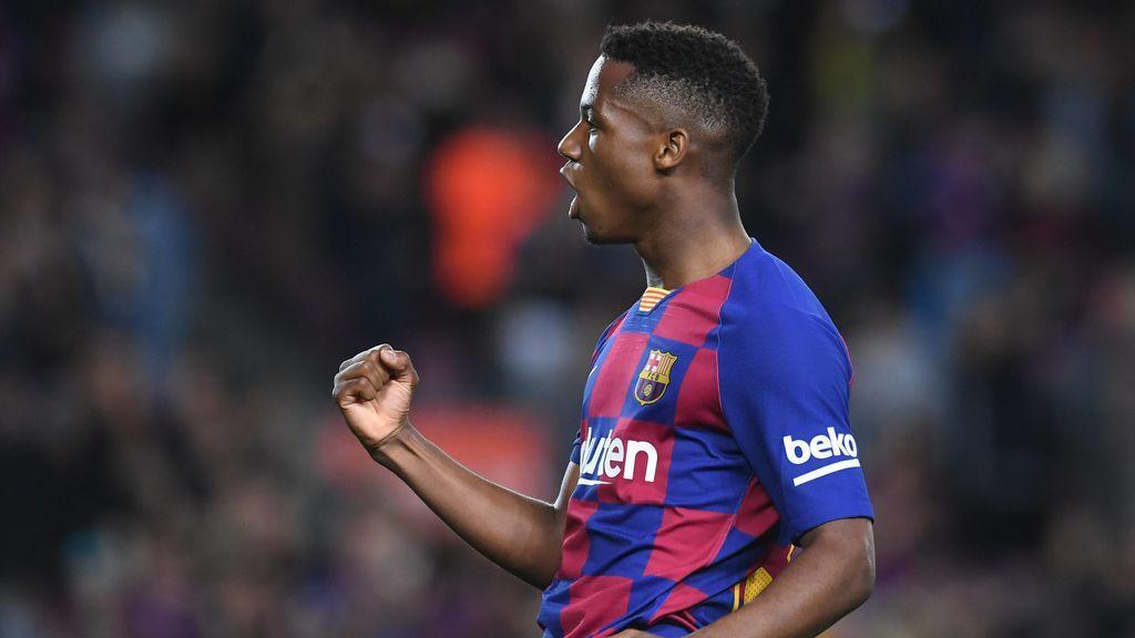 Locura total por Ansu Fati: el Manchester United hace números para pagar los 400 millones de euros de cláusula