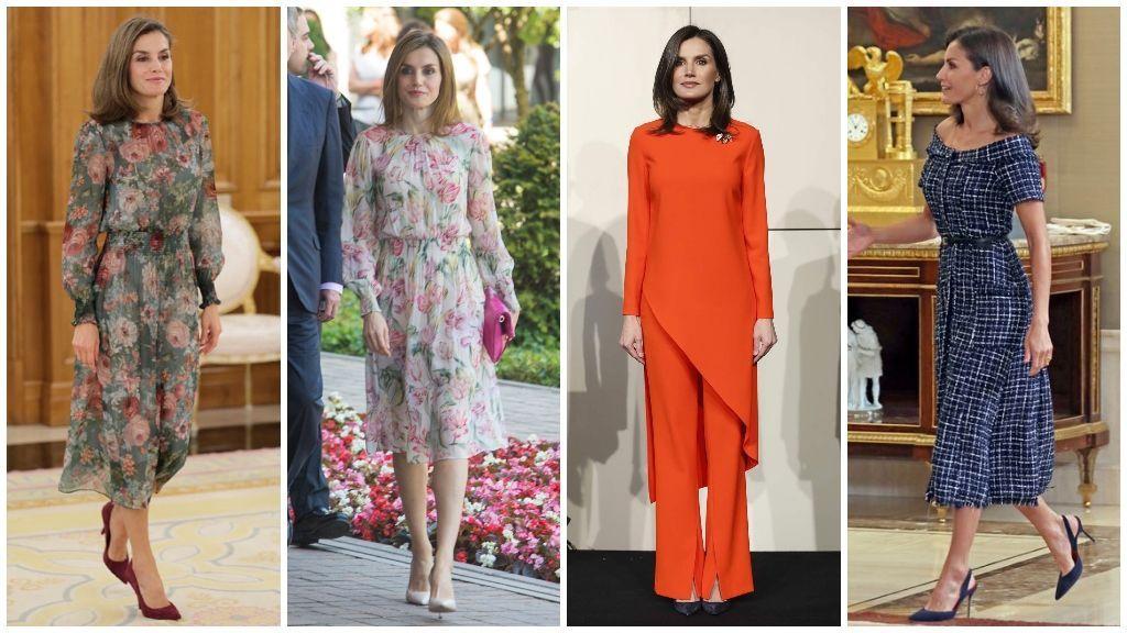 Una de las marcas 'low cost' favorita de la reina es Zara.