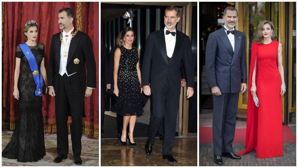 Estos han sido los vestidos más caros de la reina Letizia.