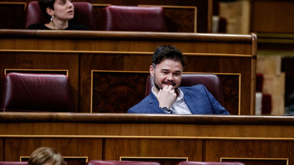 ERC no apoyará el decreto de nueva normalidad