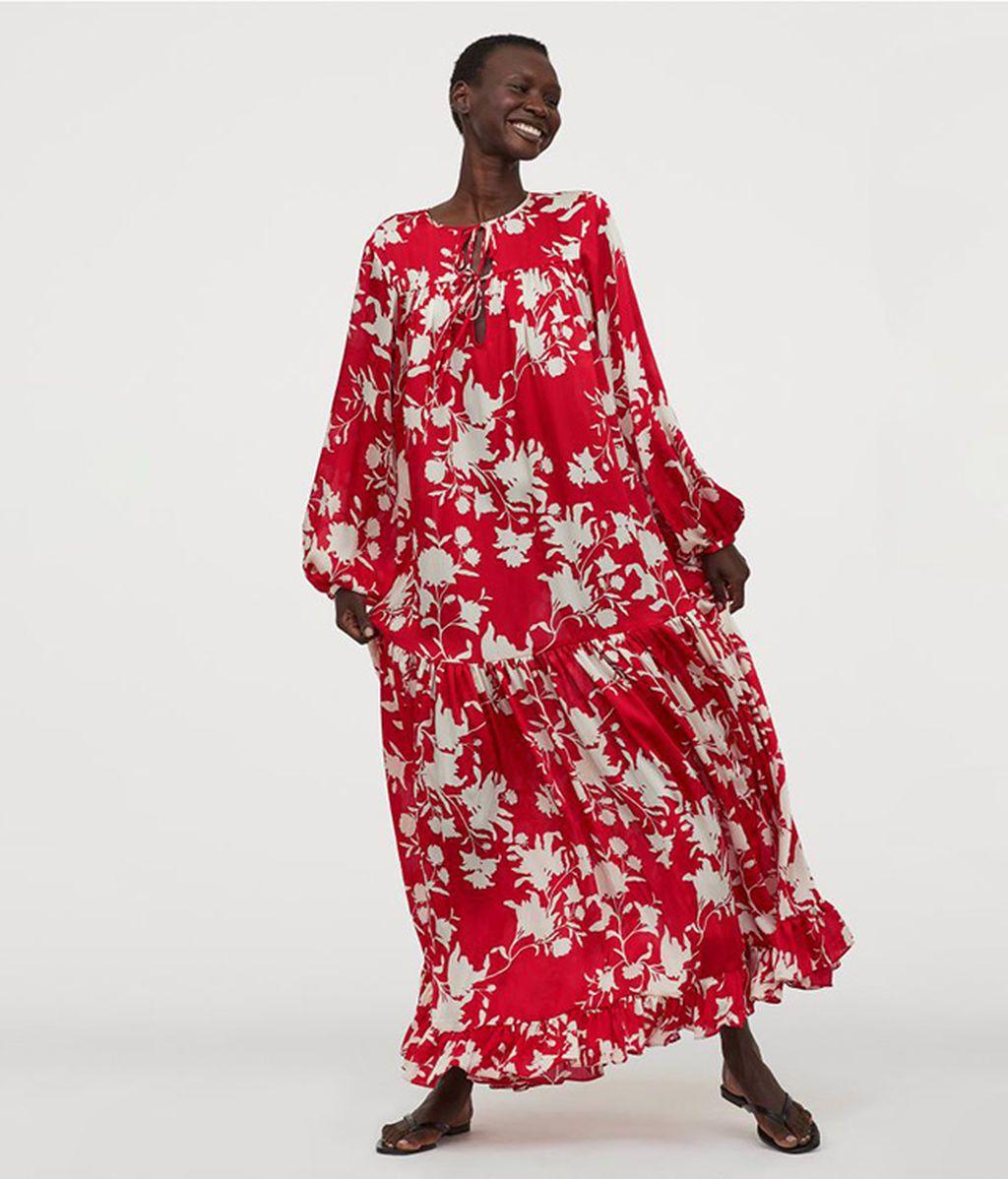 Vestido de JohannaOortiz para H & M