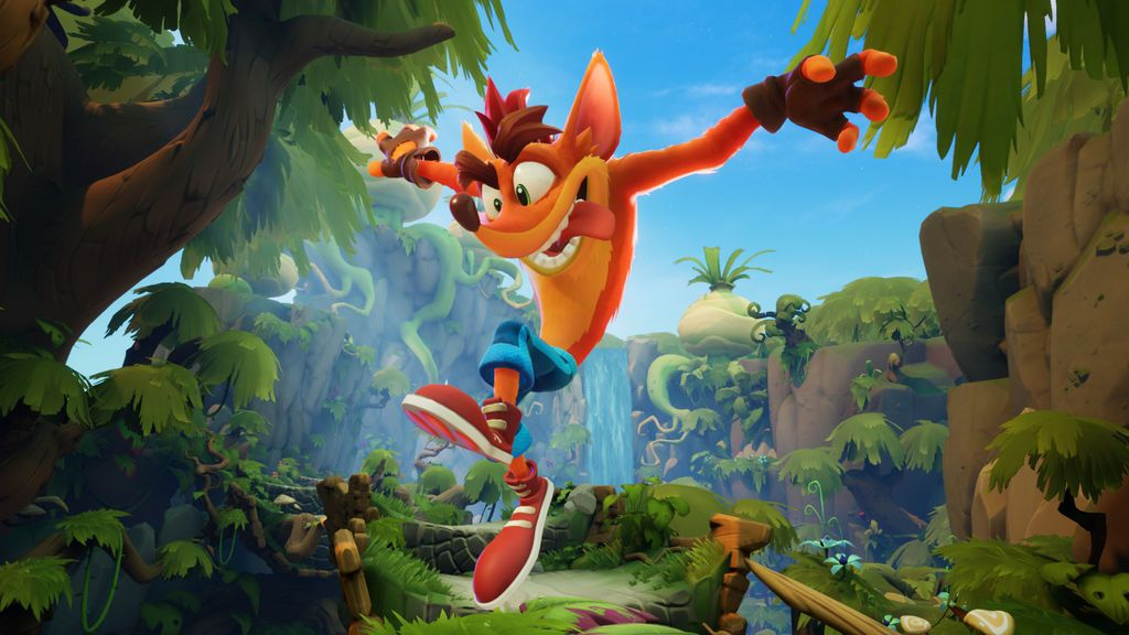 Activision anuncia Crash Bandicoot 4: It's About Time con su primer tráiler