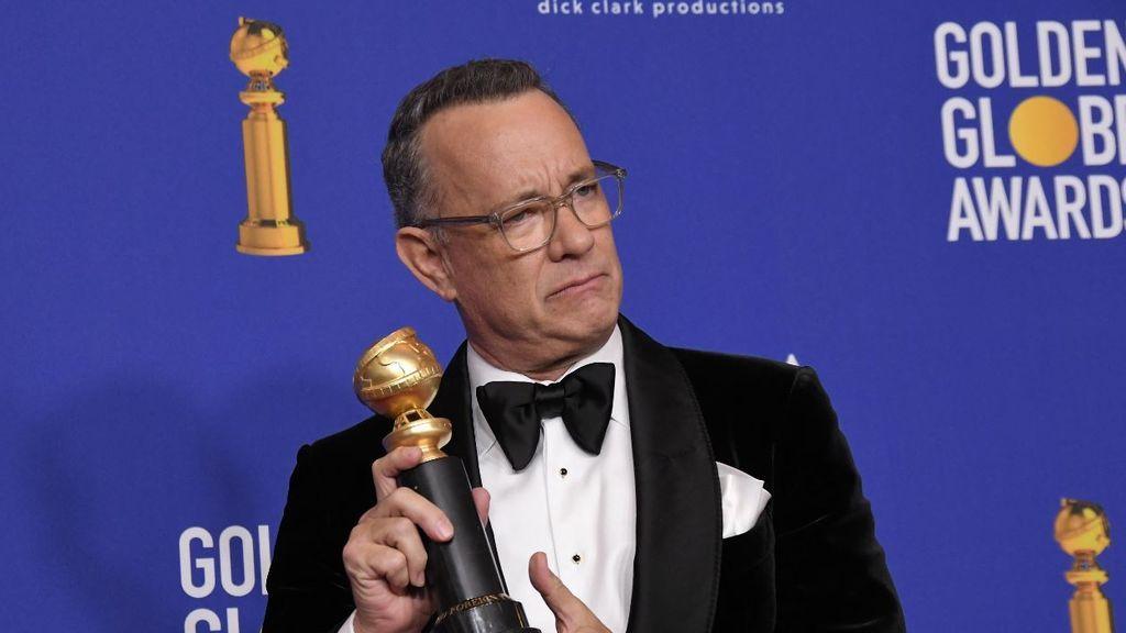 La gala de los Globos de Oro sigue la estela de los Oscar y también se retrasa un mes
