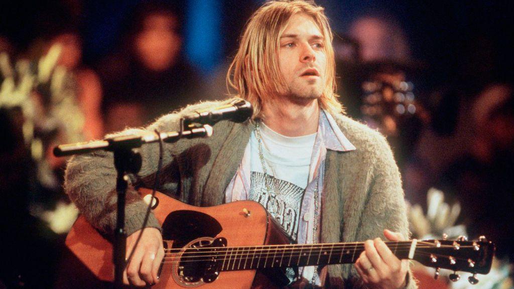 La guitarra más cara del mundo: la acústica que usó Kurt Cobain en el 'unplugged', vendida por 5,4 millones