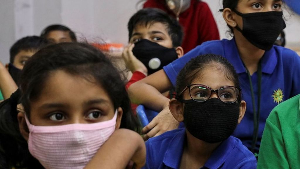 Los escolares no propagan el coronavirus, según muestra un estudio francés