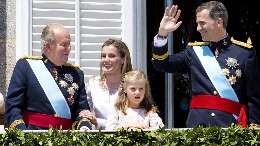 Coronación del rey Felipe VI
