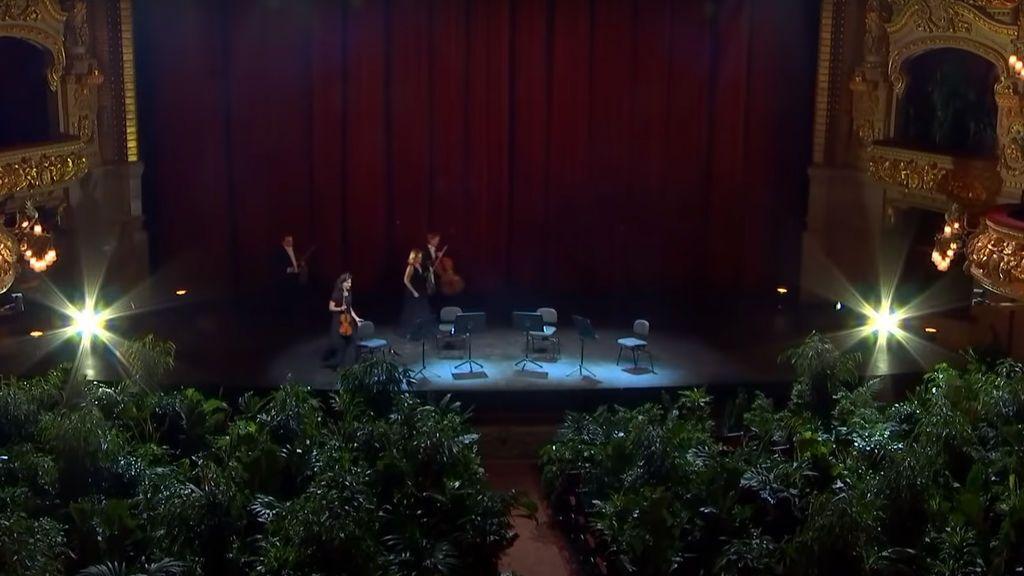 El concierto de Pucinni en el Liceu