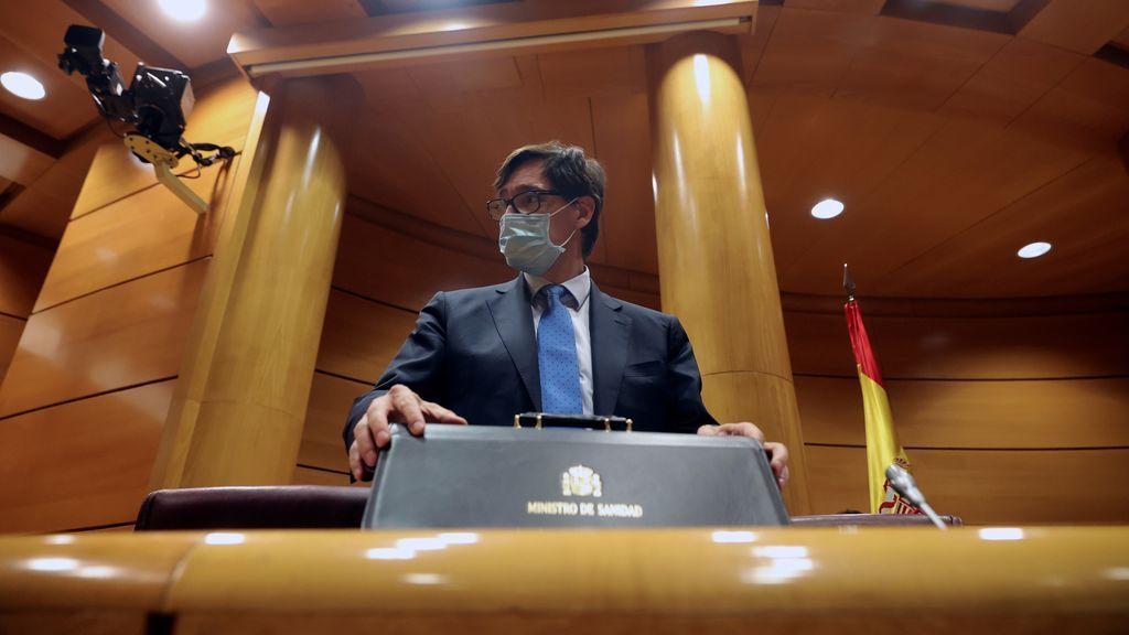 """Illa asegura que la pandemia está """"controlada"""" en España y los brotes se están detectando """"rápidamente"""""""