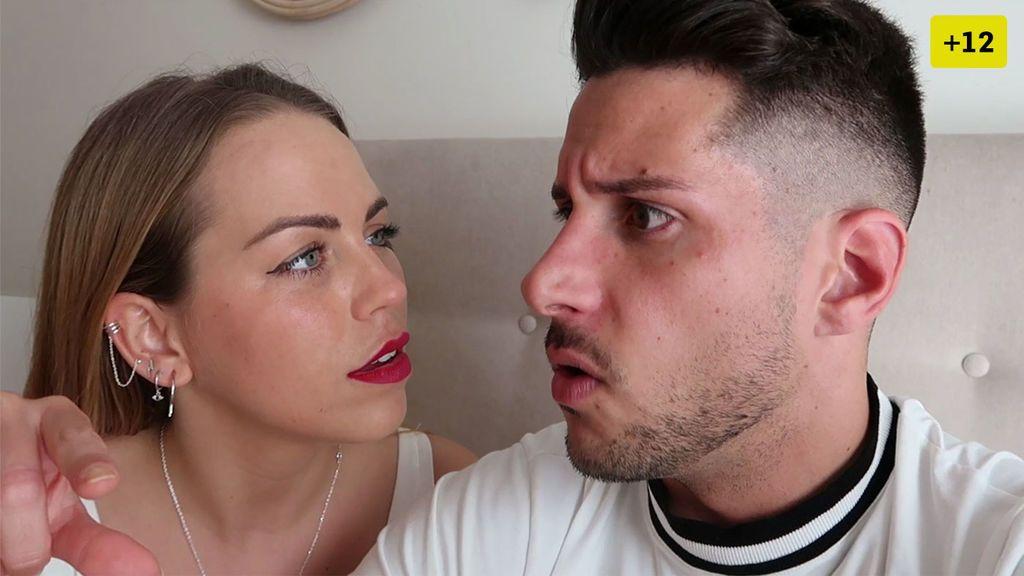 """Yoli invita a Jorge por primera vez al canal y acaban discutiendo: """"Vas de chulo"""" (2/2)"""
