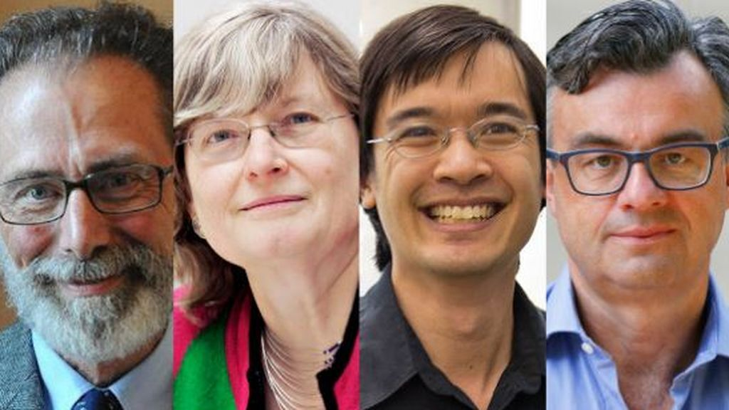 Los matemáticos Meyer, Daubechies, Tao y Candès, Premio Princesa de Asturias de Investigación