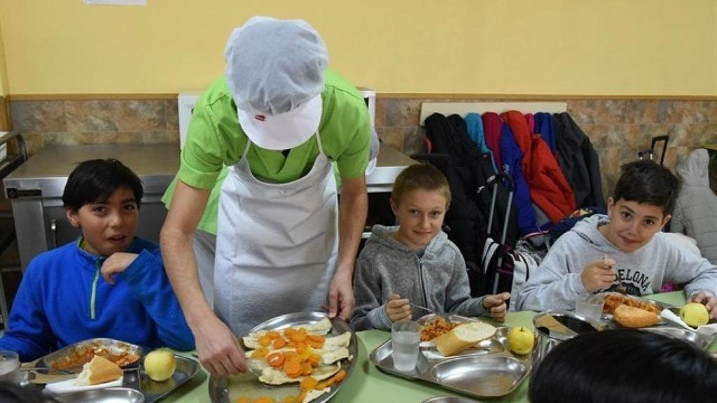 Las empresas de comedores escolares de Madrid serán indemnizadas por suspenderles el contrato por el confinamiento
