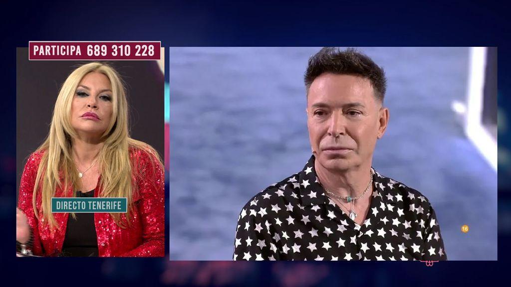 Cristina Tárrega habla sobre Joao