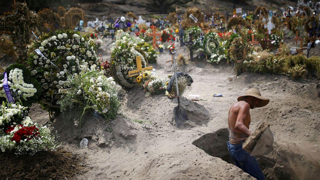 México confirma la muerte de 50 embarazadas por la COVID-19
