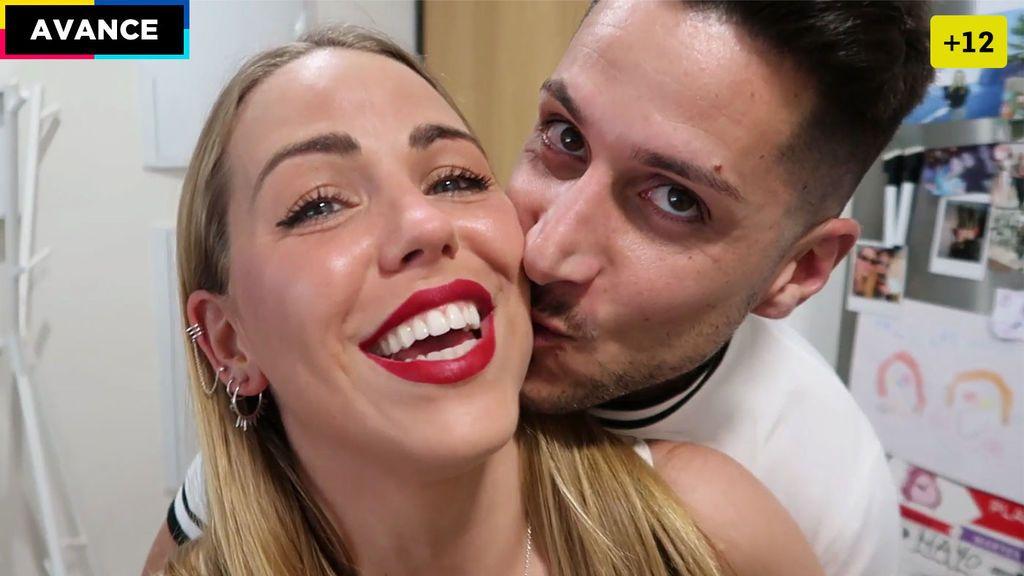 Avance   Yoli y su novio Jorge, juntos por primera vez en mtmad