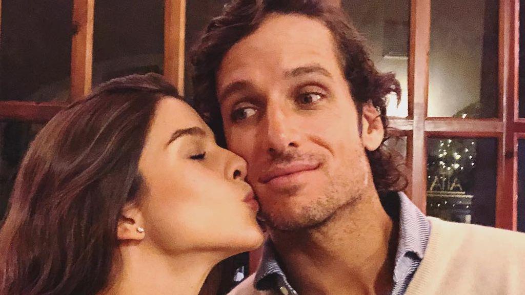 """Feliciano López y Sandra Gago anuncian el sexo de su próximo hijo: """"Pronto seremos cuatro"""""""