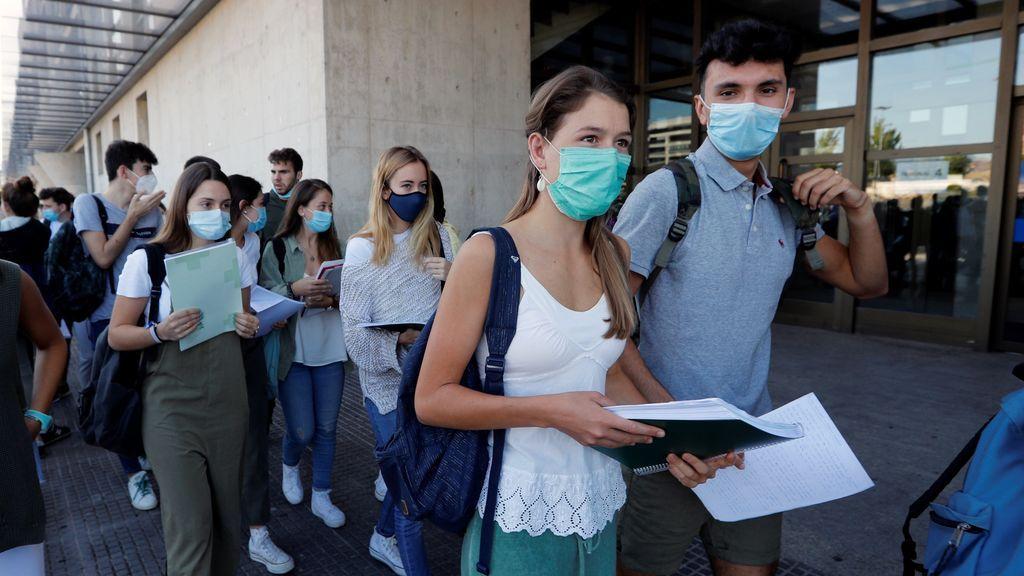 El protocolo de seguridad de la EBAU ante el coronavirus: múltiples sedes y mascarilla en las aulas