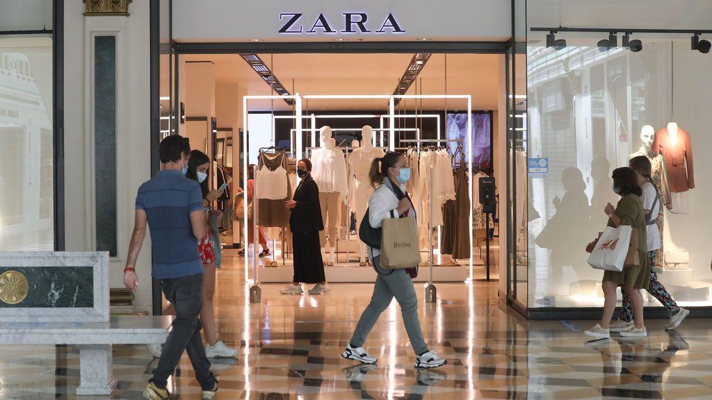 Zara adelanta las rebajas de verano a este miércoles