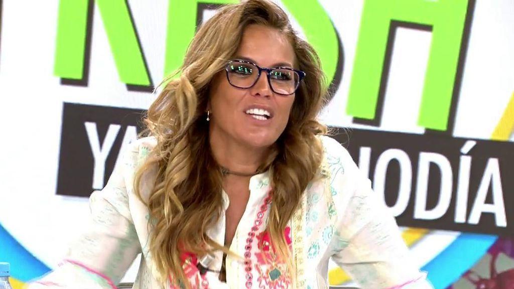 """Marta López a sus compañeros, tras ver un vídeo con las imágenes más sensuales de Alexia Rivas: """"Sois unos c***"""""""