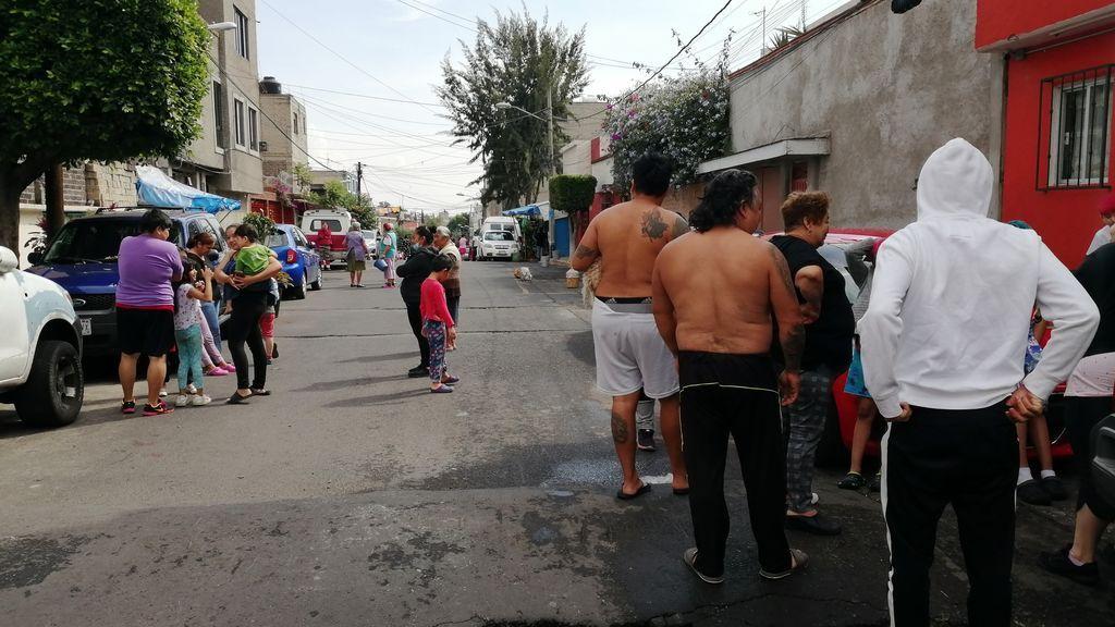 Terremoto de magnitud 7,5 en México