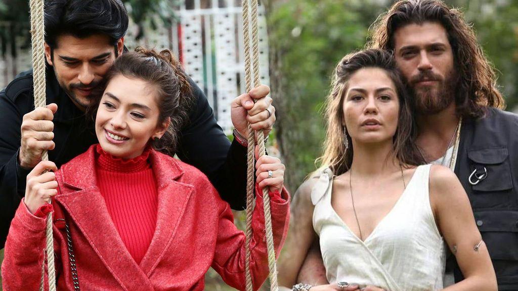 'Kara Sevda' y 'Erkenci kus' regresan el lunes a Divinity