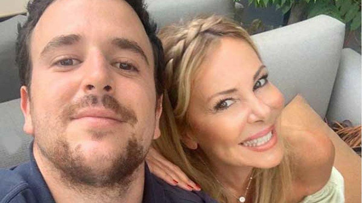 El emotivo mensaje de Ana Obregón y Alessandro Lequio a su hijo, que hoy cumpliría 28 años