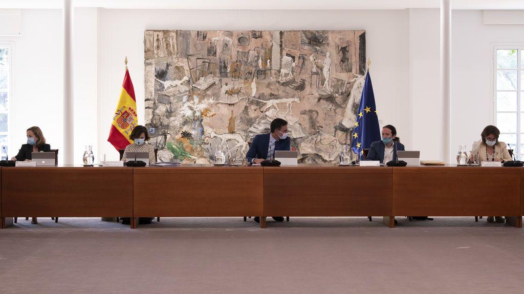 Consejo de Ministros del 23 de junio