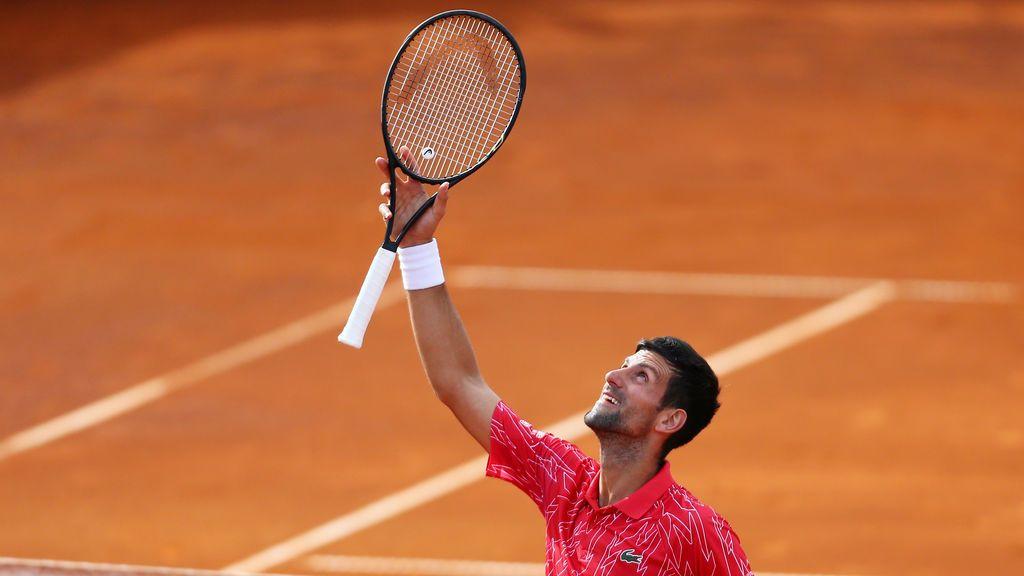 Djokovic, positivo en coronavirus