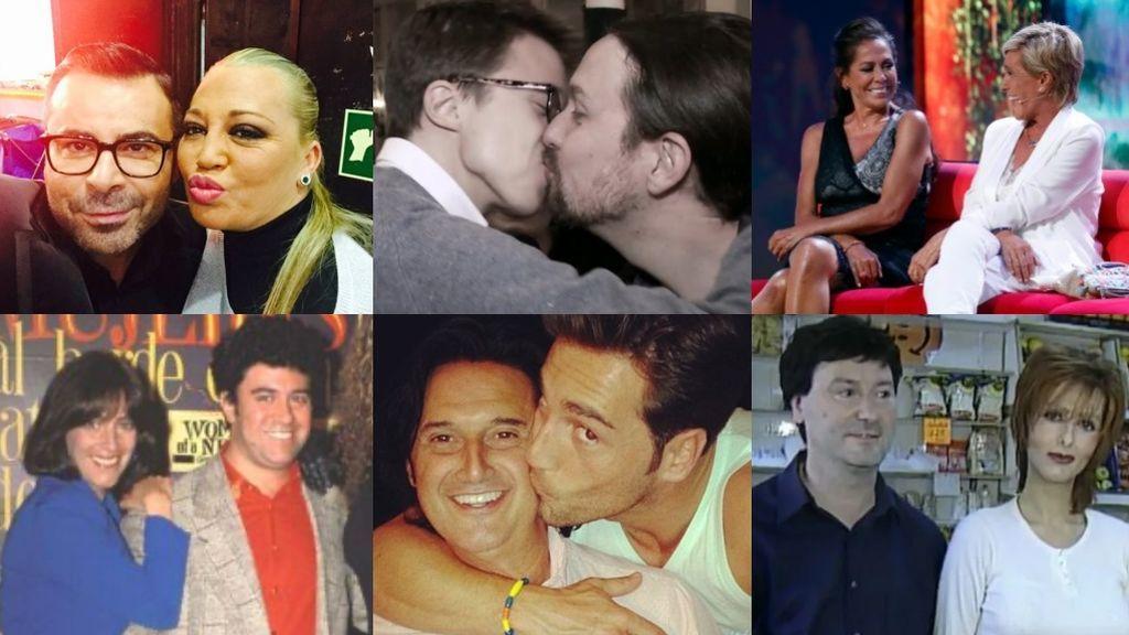 Jorge Javier y Belén, Maura y Almodóvar, Yurena y Dantés… Amistades que se rompieron ante nuestros ojos