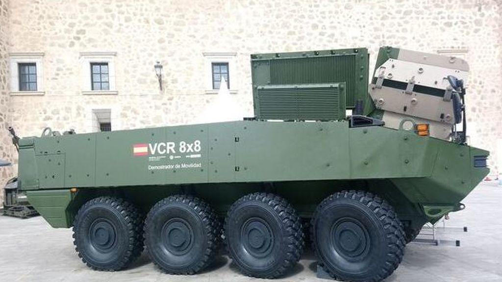 El Gobierno aprueba el contrato para adquirir 348 blindados 8x8 por 2.000 millones de euros