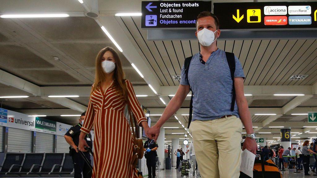 La historia de los dos infectados de Menorca que viajaron desde EEUU