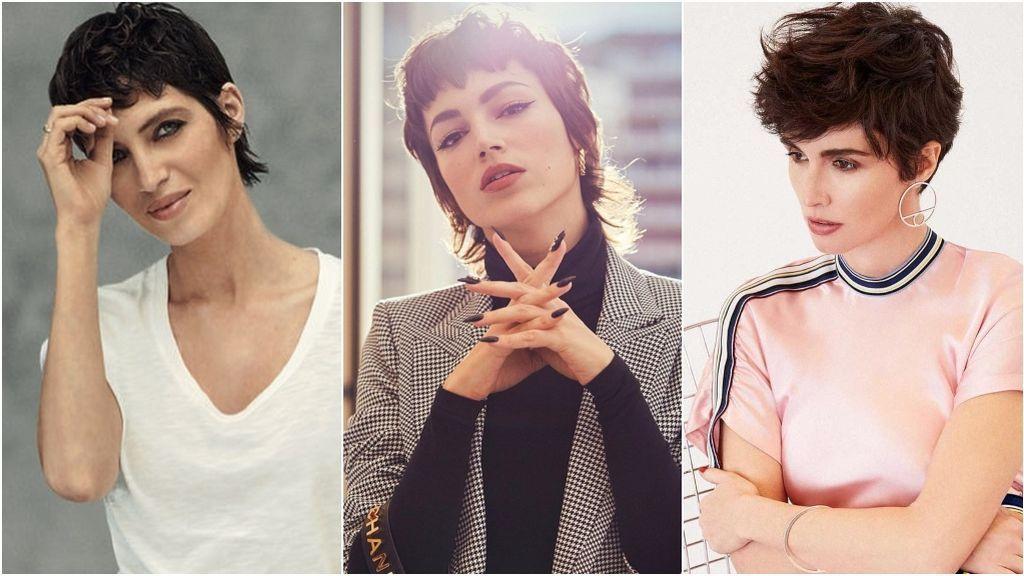 Sara Carbonero, Paz Vega y Úrsula Corberó: cómo llevar el pelo corto con tres estilos diferentes