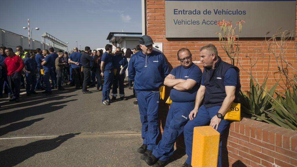 Airbus eleva a 722 los despidos en España por la crisis del coronavirus