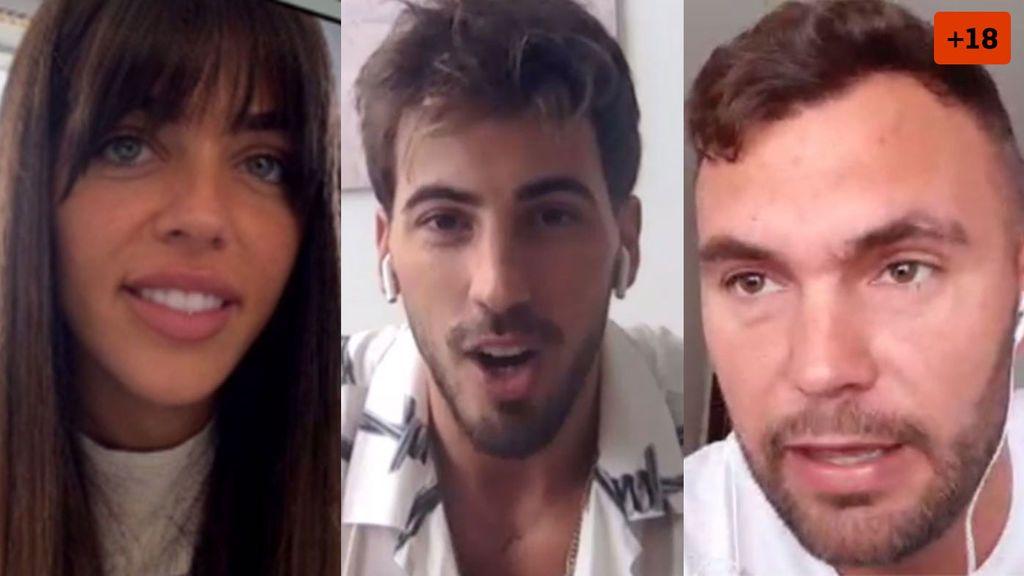 """""""Mi cuñado tontea conmigo"""": Iván, Cristian y Violeta explican qué hacer y cómo avivar la llama con tu pareja (1/2)"""