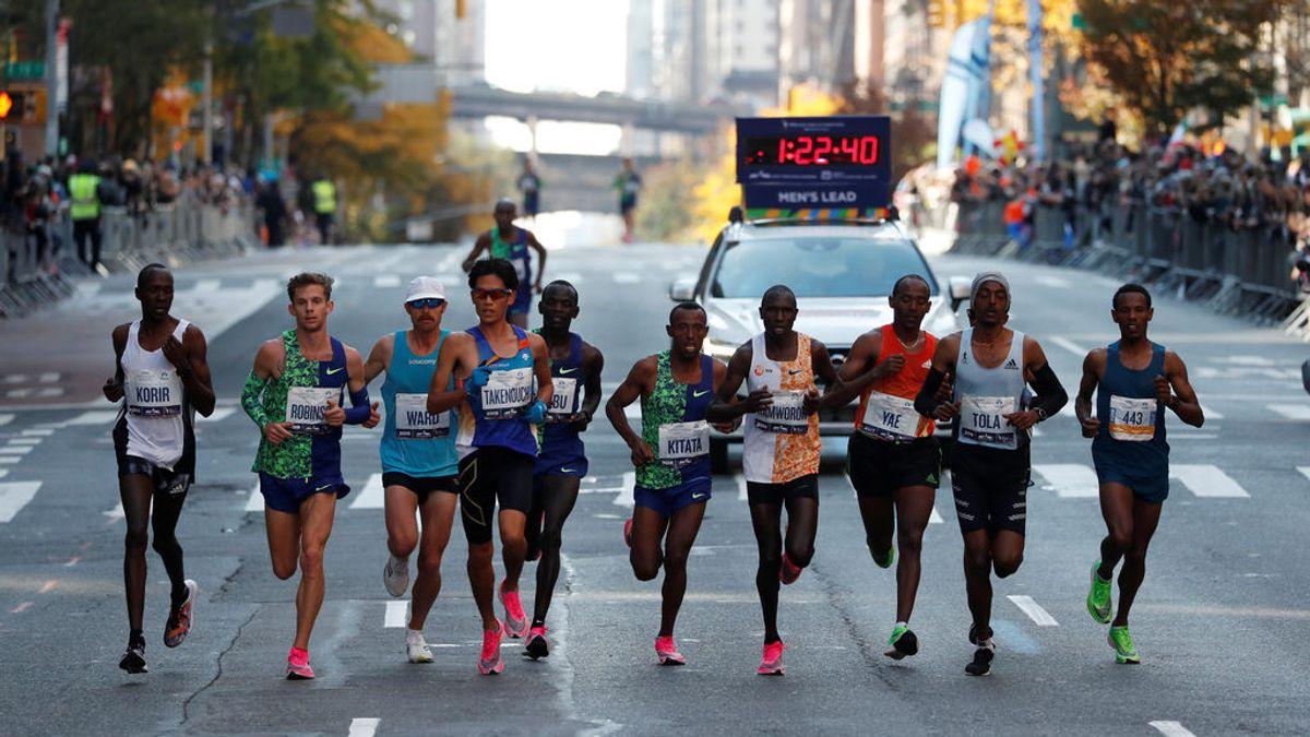 El coronavirus obliga a cancelar la 50 edición del maratón de Nueva York