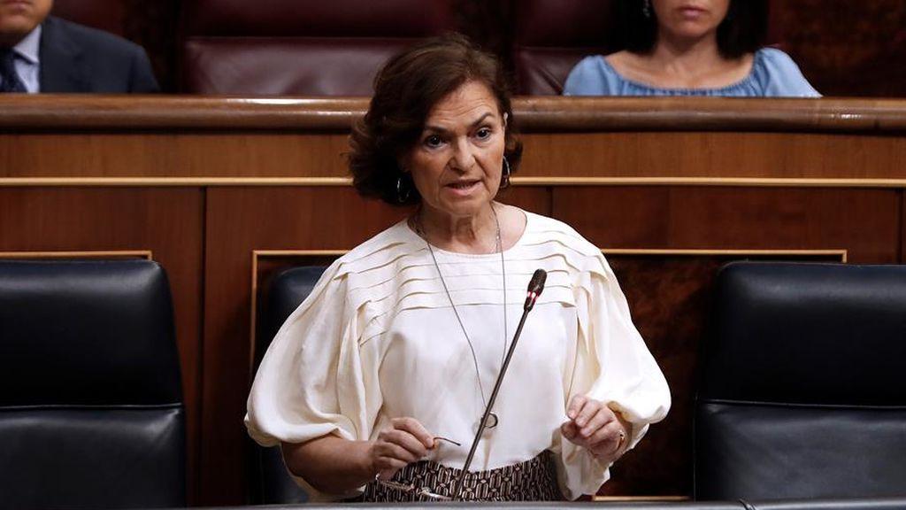 """Calvo acusa al PP y a Álvarez de Toledo de hacer política con los muertos: """"No es la primera vez"""""""