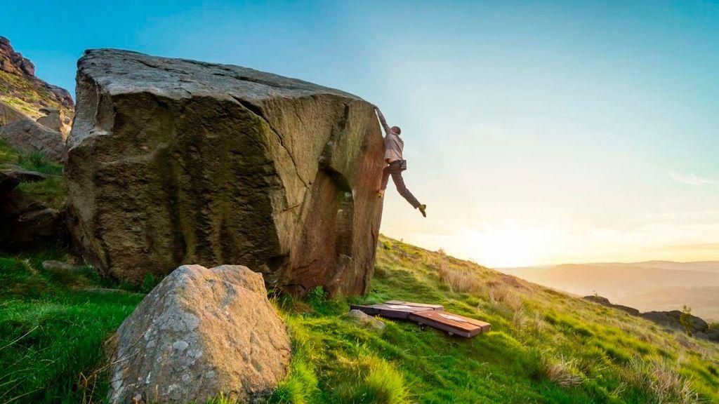Qué es la escalada en boulder: principales características