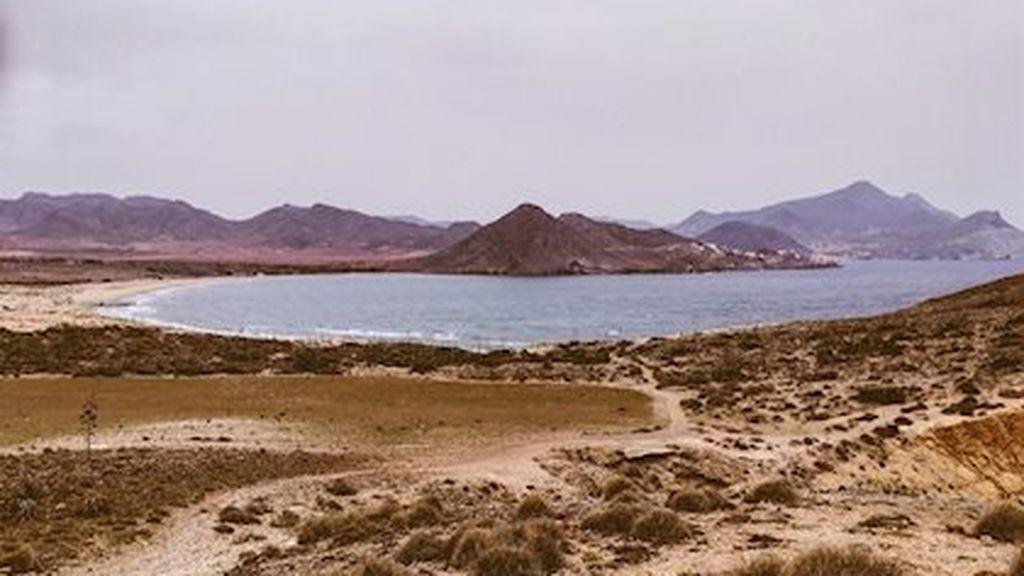 Indignación por la construcción de un hotel de cuatro estrellas en el parque natural Cabo de Gata-Níjar en Almería